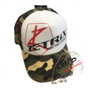 Бейсболка Zetrix Cap ZCC-1701 Green Camo Beak/Brown Camo Mesh