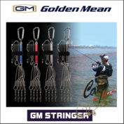Кукан Golden Mean Stringer L Grey