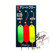 Булеры Fujiwara Asort Buler 6 гр. Green, Yellow, Red