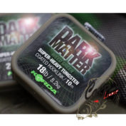 Поводковый материал Korda Dark Matter Tungsten Coated Braid Weed Green 25lb 10м