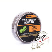 Леска Fox Edges Zig & Floater Hooklink 100m 0.26mm 10lb